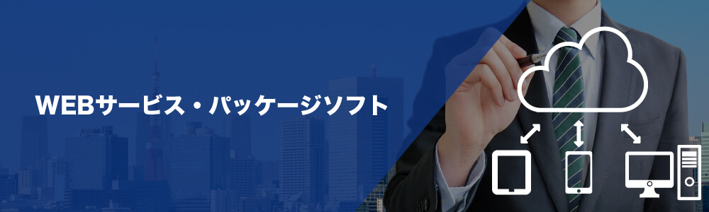 WEBサービス・パッケージソフト関連組織への顧問インタビュー